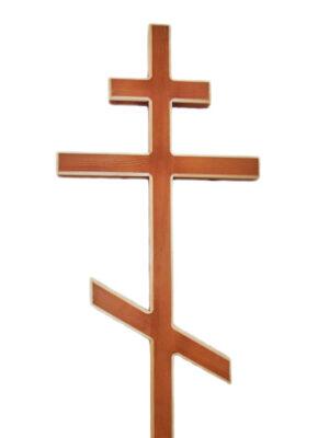 сосновый простой крест